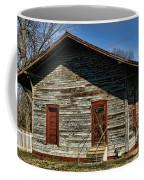 Historic Circa 1800s Railway Station Coffee Mug