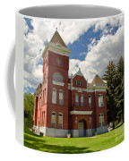 Historic Courthouse Marysvale Utah Coffee Mug