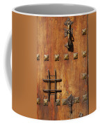 Historic Door Coffee Mug