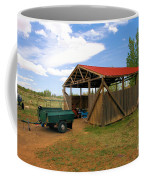 Historic Fruita District Barn Coffee Mug