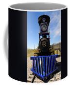 Historic Jupiter Steam Locomotive Coffee Mug