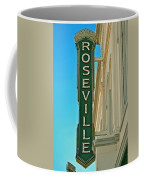 Historic Roseville California Coffee Mug