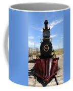 Historic Steam Locomotive Coffee Mug