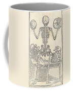 Historical Anatomical Illustration Coffee Mug