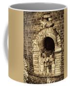 Historical Brick Kiln Oven Opening Decatur Alabama Usa Coffee Mug