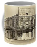 History Lesson Sepia Coffee Mug
