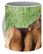 Hitching A Ride Coffee Mug