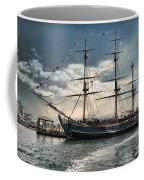 Hms Bounty Newport Coffee Mug