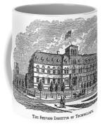 Hoboken: College, 1878 Coffee Mug