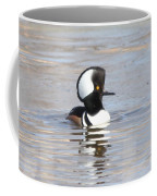 Hodded Merganser Coffee Mug