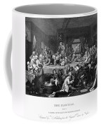 Hogarth: Election Coffee Mug