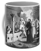 Hogarth: Hudibras, 1726 Coffee Mug by Granger