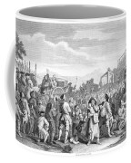 Hogarth: Industry, 1751 Coffee Mug