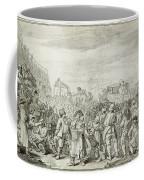 Hogarth: Industry, C1751 Coffee Mug