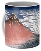 Hokusai: Fuji Coffee Mug