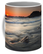 Holding Back The Sea Coffee Mug