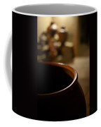 Holding Coffee Mug