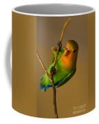 Holding Tight Coffee Mug