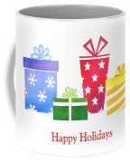 Holiday Presents Coffee Mug