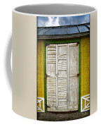 Holliwood Beach Door Coffee Mug