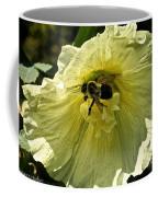 Hollyhock Collecter Coffee Mug