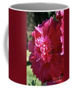 Hollyhock Highlights Coffee Mug