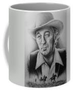 Hollywood Greats -robert Mitchum Coffee Mug