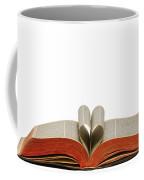 Holy Bible Heart 1 A Coffee Mug