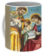 Holy Family At Catholic Church Coffee Mug