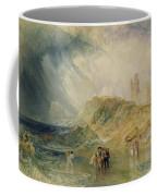 Holy Island - Northumberland Coffee Mug