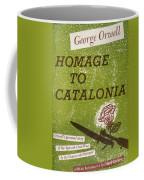Homage To Catalonia Coffee Mug