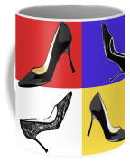 Homage To Mondrian Coffee Mug