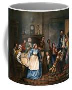 Home Again, 1866 Coffee Mug