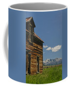 Homestead View Of The Crazy's Coffee Mug