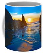 Honda Cove Sunset Coffee Mug