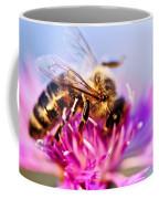 Honey Bee  Coffee Mug by Elena Elisseeva