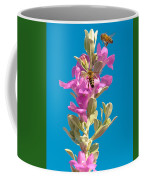Honey Bees On Sage 1 Coffee Mug