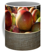 Honey Crisp Coffee Mug by Susan Herber