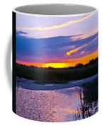 Honeymoon Island Sunset Coffee Mug