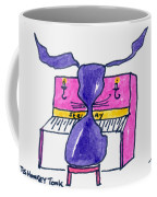 Honkey Tonk Piano Coffee Mug