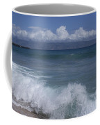 Honokohau Aloalo Aheahe D T Fleming Beach Maui Hawaii Coffee Mug