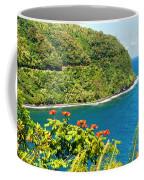 Honomanu The Hana Highway II Coffee Mug