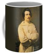 Honore De Balkzac, French Author Coffee Mug