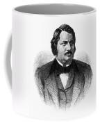 Honore De Balzac (1799-1850) Coffee Mug by Granger