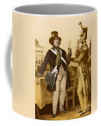 Honore De Balzac, French Author Coffee Mug by Photo Researchers