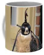 Hooded Barbary Falcon Coffee Mug
