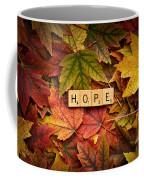 Hope-autumn Coffee Mug