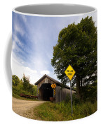 Hopkins Covered Bridge Coffee Mug