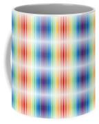 Horizontal Lights Coffee Mug