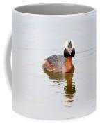 Horned Grebe Coffee Mug